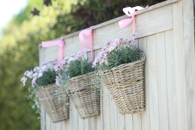 Bloemen decoratie el florido zarren communiefeest - Decoratie voor wijnkelder ...